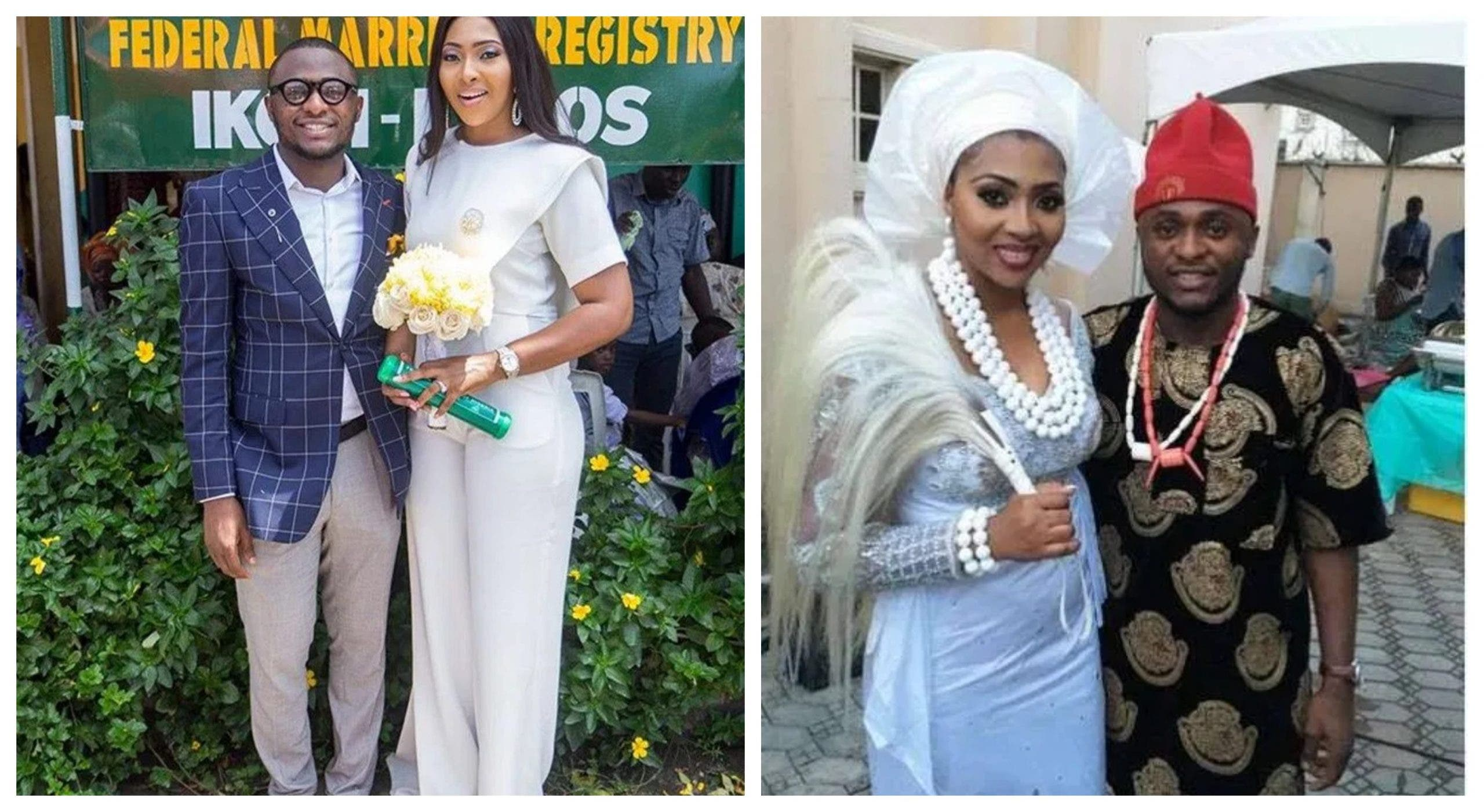 Lilian Esoro And Ubi Franklin's Marriage Officially Dissolved By Abuja Court 1