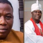 Sunday Igboho Begs Ooni Of Ife For Forgiveness After Insulting Him Over Fulani Herdsmen 27