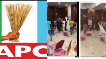 APC Chairman And Chieftains Attacked During Membership Registration In Kwara [Video] 9