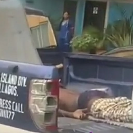 Man Jumps To His Death As EFCC Storms His Lagos Apartment To Effect Some Arrests [Video] 4