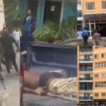 Man Jumps To His Death As EFCC Storms His Lagos Apartment To Effect Some Arrests [Video] 27