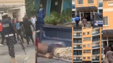 Man Jumps To His Death As EFCC Storms His Lagos Apartment To Effect Some Arrests [Video] 6
