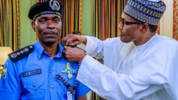 President Buhari Extends Tenure Of IGP Adamu By Three Months 3