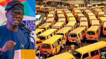 Lagos Government Announces Plans To Phase Out Yellow 'Danfo' Buses, Reveals Why 1