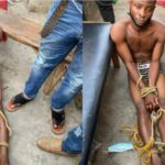 Staff Arrested For Allegedly Stealing Boss' N7 Million To Open A Phone Shop In Lagos 27