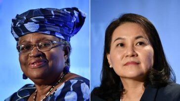 US Endorses Okonjo-Iweala For WTO Director General, As Myung-hee Withdraws From Race 1