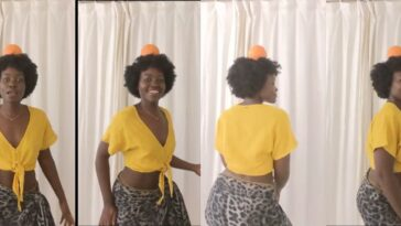 Actress Lupita Nyong'o Shows Off Her Dancing Skills In Wizkid's Joro Challenge [Video] 3