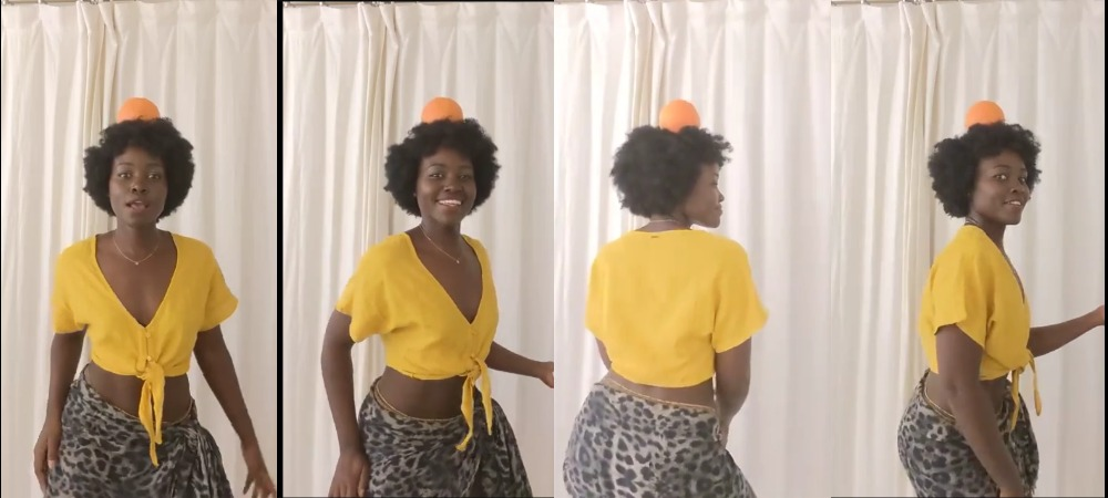 Actress Lupita Nyong'o Shows Off Her Dancing Skills In Wizkid's Joro Challenge [Video] 1