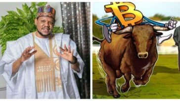 """Investing In Cows Is More Lucrative Than Cryptocurrency"" - Adamu Garba Advices Nigerians 2"