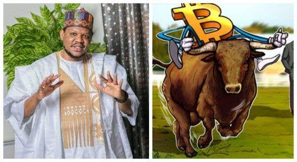 """""""Investing In Cows Is More Lucrative Than Cryptocurrency"""" - Adamu Garba Advices Nigerians 1"""