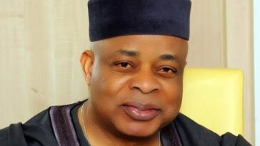 Buhari, APC Have Done Tremendously Well For South East – Ken Nnamani 1