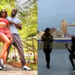 Watch The Moment Nigerian Rapper, Ikechukwu Proposed To His Girlfriend In London [Video] 28