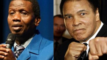 Boxing Legend 'Muhammad Ali' Was My Hero, I Once Cried Over Him - Pastor Adeboye 4