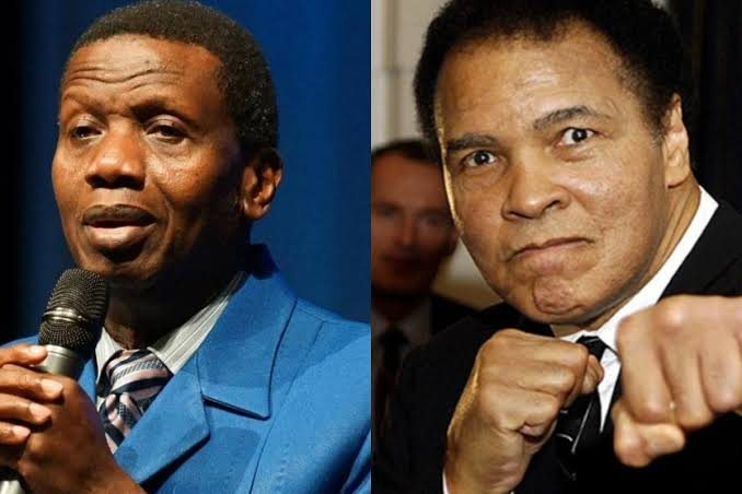 Boxing Legend 'Muhammad Ali' Was My Hero, I Once Cried Over Him - Pastor Adeboye 1