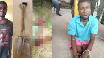 Anambra Evangelist Kills His Wife And Son Because 'She Was Cheating On Him For Long' 6