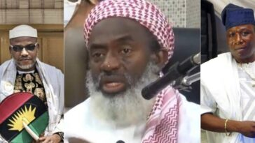 Those Agitating For Biafra, Oduduwa Are Not Different From Boko Haram - Sheikh Gumi 7