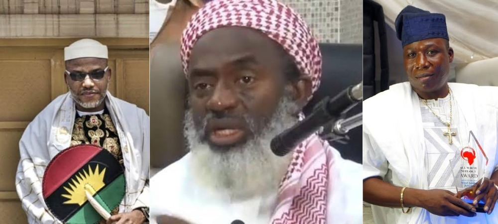 Those Agitating For Biafra, Oduduwa Are Not Different From Boko Haram - Sheikh Gumi 1