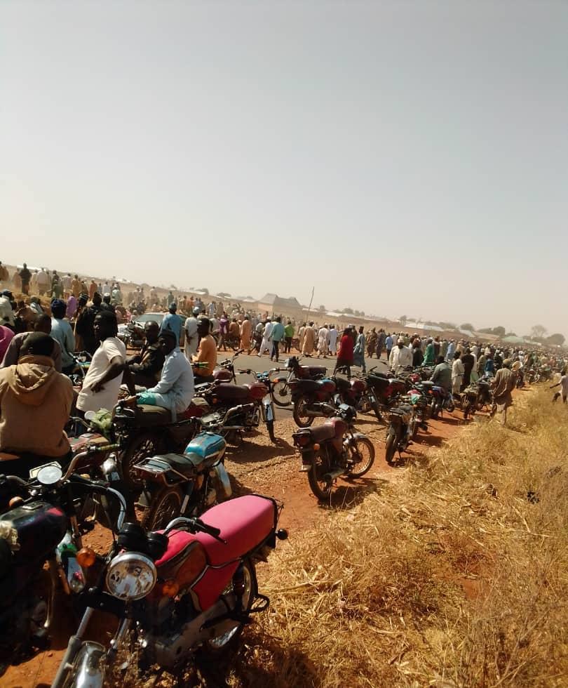 19 People Killed, Many Others Injured As Bandits Invades Kaduna Community [Photos] 4