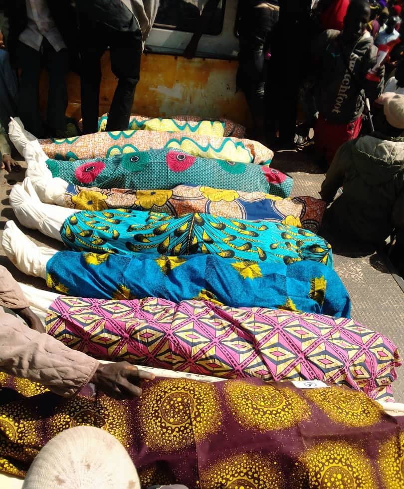 19 People Killed, Many Others Injured As Bandits Invades Kaduna Community [Photos] 1