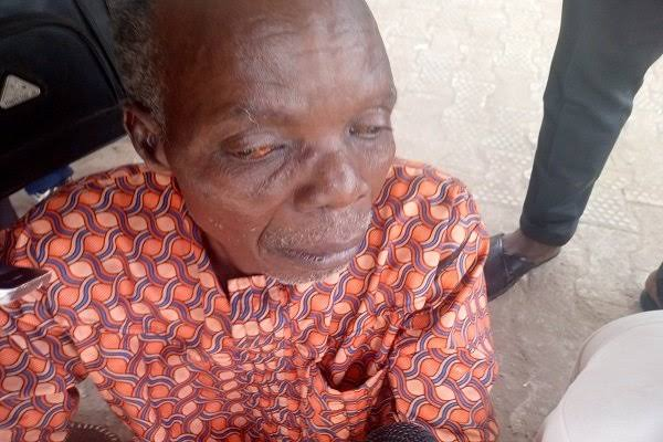 68-Year-Old Man Arrested For Allegedly Rαping His Sister's 7-Year-Old Daughter In Anambra 1