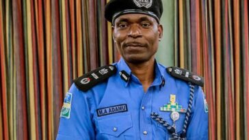 Ekiti Government Drags IGP Adamu To Court For Dismissing Pregnant Police Officer 2