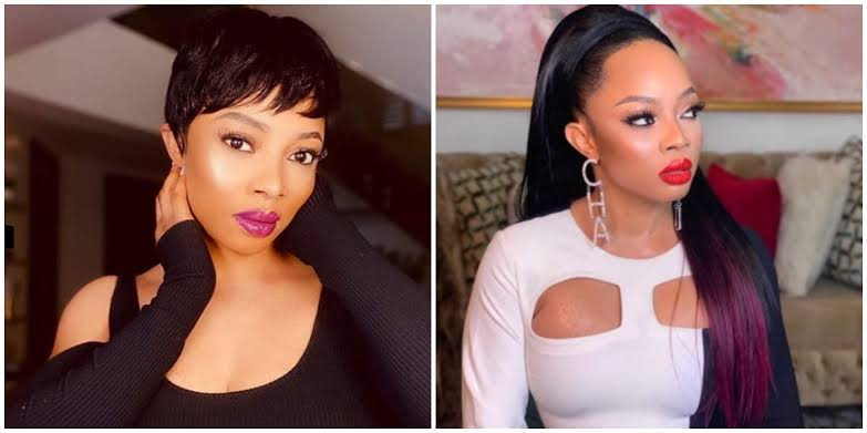 """""""Resist The Urge Of Explaining Yourself And Save Your Peace"""" - Toke Makinwa Advices Fans 1"""