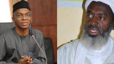 """Kaduna Will Not Negotiate With Bandits"" - Governor El-Rufai Tells Sheikh Ahmad Gumi 2"
