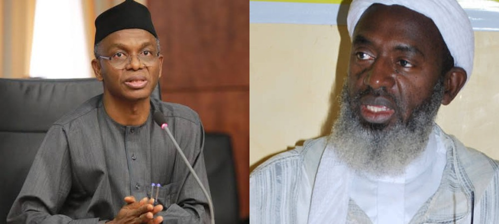 """Kaduna Will Not Negotiate With Bandits"" - Governor El-Rufai Tells Sheikh Ahmad Gumi 1"