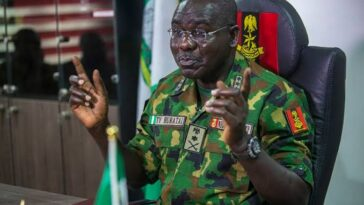 I Have Nothing To Say To Opposition About My Ambassadorial Appointment - Tukur Buratai 7