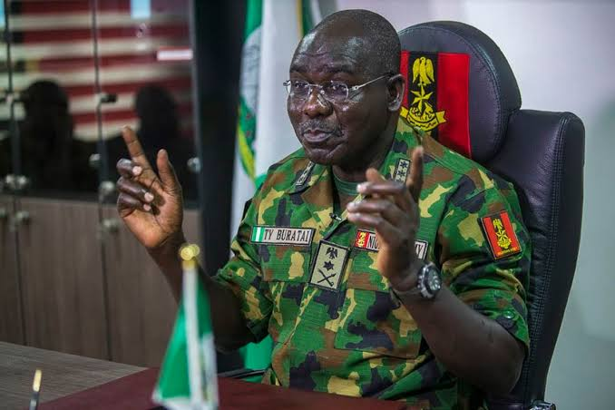 I Have Nothing To Say To Opposition About My Ambassadorial Appointment - Tukur Buratai 1