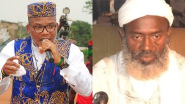 Sheikh Gumi Is A Filthy Looking Islamic Cleric Sponsoring Terrorists & Bandits - Nnamdi Kanu 6
