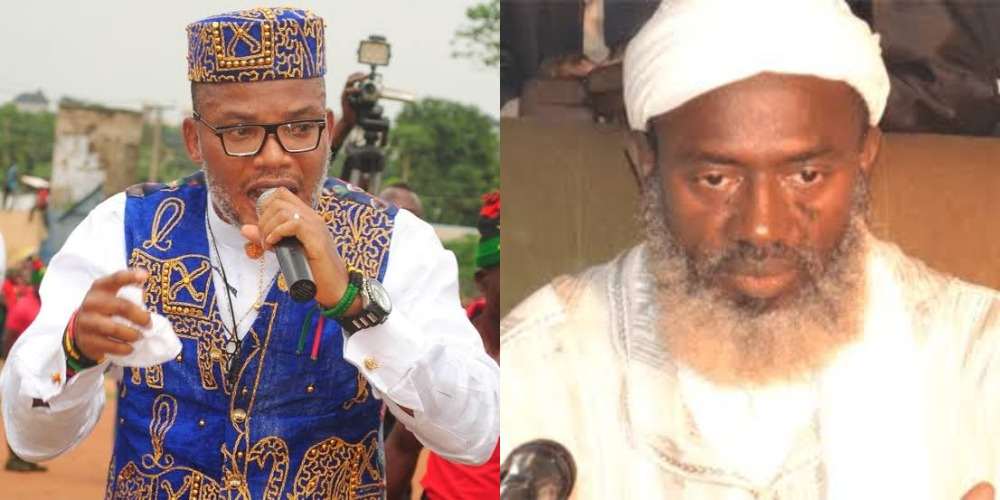 Sheikh Gumi Is A Filthy Looking Islamic Cleric Sponsoring Terrorists & Bandits - Nnamdi Kanu 1