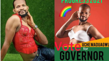 Nollywood Gay Actor, Uche Maduagwu Joins Anambra Governorship Race 4