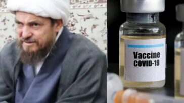 Iranian Cleric Claims COVID-19 Vaccine Turns People Into 'Homosexuals' 3