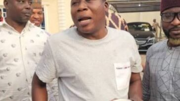FG Have Frozen My Bank Accounts Because I'm Fighting For Yoruba People - Sunday Igboho 5