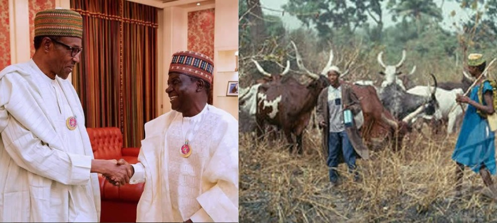 Northern Governors Asks FG For Financial Aid To Start Cattle Ranching For Fulani Herdsmen 1