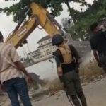 Lagos Government Demolishes Community Whose Resident Witnessed Lekki Shooting 27