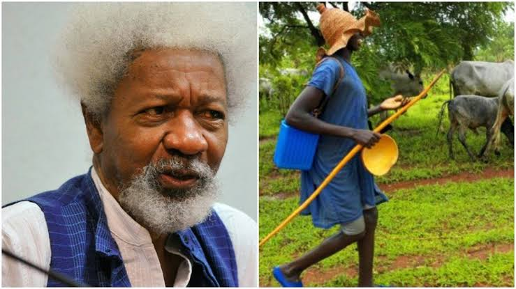 Police Speak On Alleged Attack On Wole Soyinka's House By Fulani Herdsmen In Ogun 1