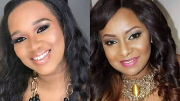 Actress Victoria Inyama And Sandra Iheuwa Fights Dirty Over Comment On 'Single Mom' 5