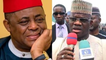 Kogi Governor, Yahaya Bello Announces Defection Of Fani-Kayode From PDP To APC [Video] 8