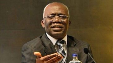 CBN Misled Court Into Freezing #EndSARS Protesters' Bank Accounts - Femi Falana [Video] 2