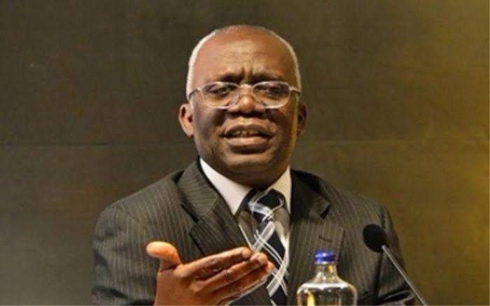 CBN Misled Court Into Freezing #EndSARS Protesters' Bank Accounts - Femi Falana [Video] 1