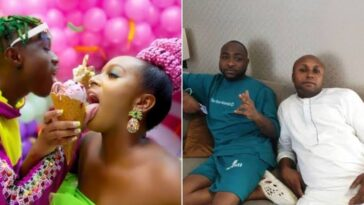Davido's Aide, Isreal DMW Apologizes To DJ Cuppy Over Claims That She Owes Zlatan Ibile 5