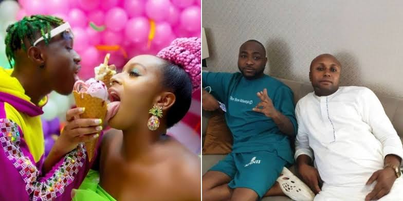 Davido's Aide, Isreal DMW Apologizes To DJ Cuppy Over Claims That She Owes Zlatan Ibile 1