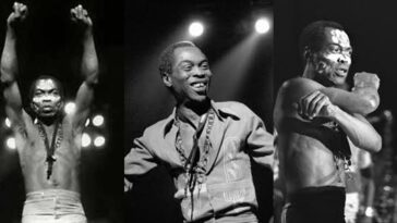 Nigerian Afrobeat Legend, Fela Kuti Nominated For Rock And Roll Hall Of Fame 2