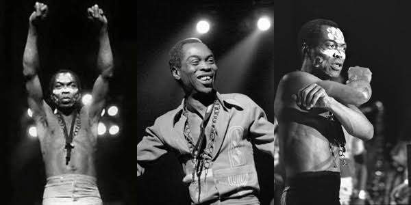 Nigerian Afrobeat Legend, Fela Kuti Nominated For Rock And Roll Hall Of Fame 1