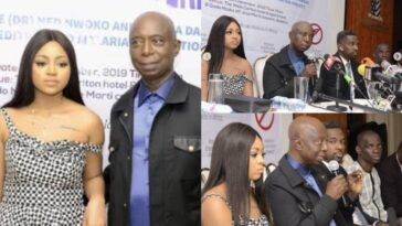"""""""Some People Are Plotting To Kill Me"""" - Regina Daniels' Husband, Ned Nwoko Cries Out 1"""