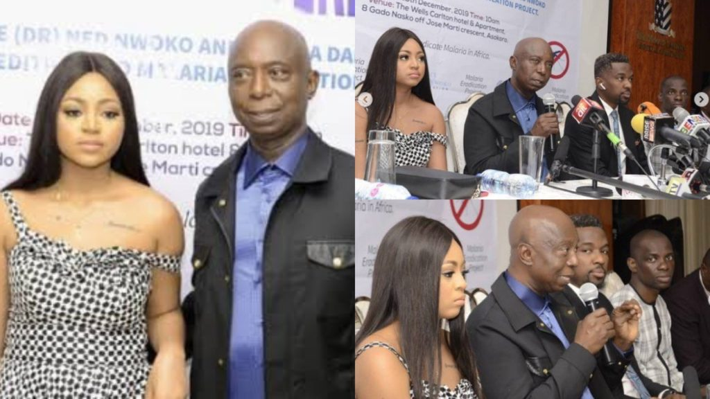 """Some People Are Plotting To Kill Me"" - Regina Daniels' Husband, Ned Nwoko Cries Out 1"