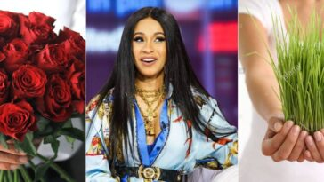 """Buy Him Grass, If He Buys You Flowers For Valentine's Day"" - Cardi B Advises Women 6"