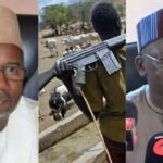 """""""Which Law Permits Herders To Carry AK-47?"""" - Governor Ortom Tackles Bala Mohammed 10"""